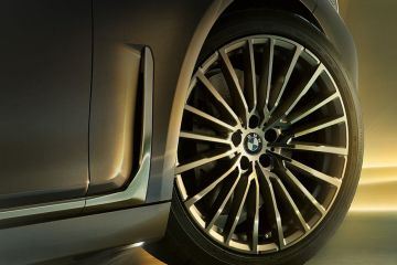 BMW 7 Series Wheel