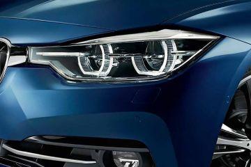 BMW 3 Series Headlight