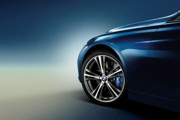BMW 3 Series Wheel