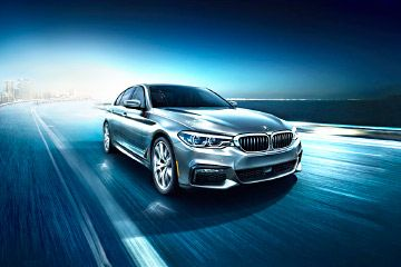 Used BMW 5 Series in Bangalore