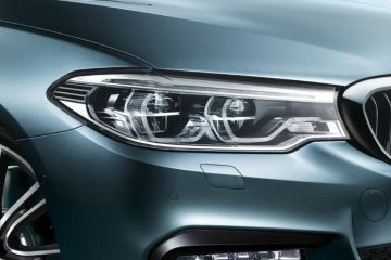 BMW 5 Series Headlight
