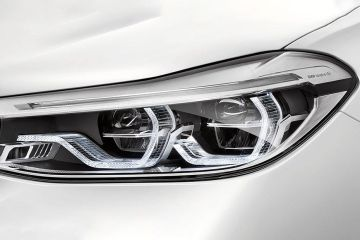 BMW 6 Series Headlight