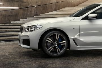 BMW 6 Series Wheel