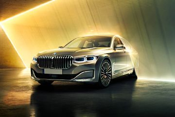 Used BMW 7 Series in Mumbai