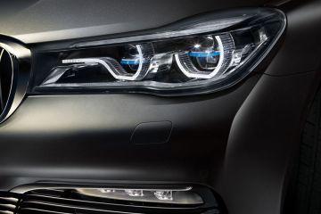BMW 7 Series Headlight