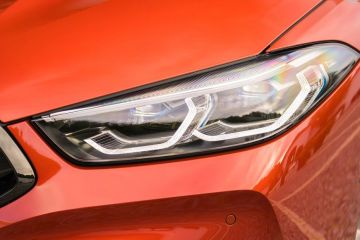 BMW 8 Series Headlight