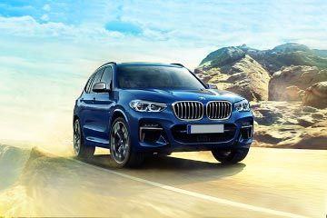 Used BMW X3 in Mumbai