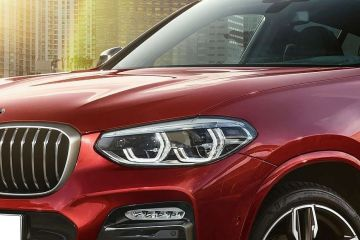 BMW X4 Headlight