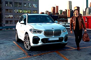 Used BMW X5 in New Delhi
