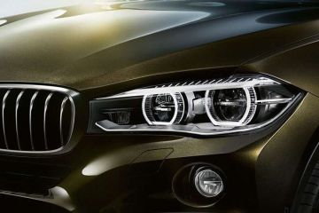 BMW X6 Headlight
