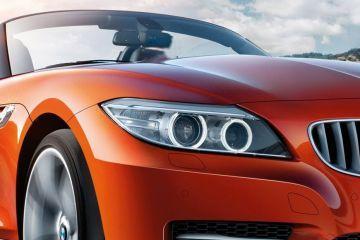 BMW Z4 Headlight