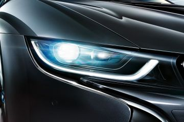 BMW i8 Headlight