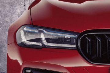BMW M5 Headlight