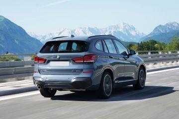 BMW X1 Rear Right Side