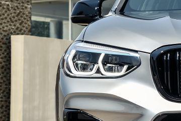 BMW X3 M Headlight