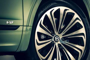 Bentley Bentayga Wheel