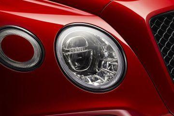 Bentley Bentayga Headlight