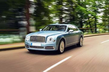 Bentley Mulsanne 6.8 BSIV