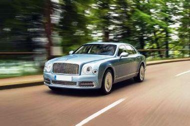 Bentley Mulsanne 6.8 BSIV