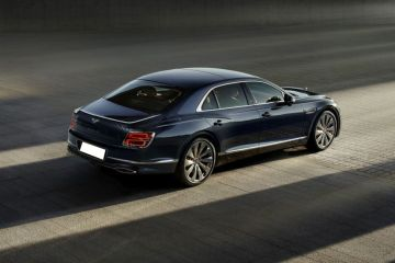 Bentley Flying Spur Rear Right Side