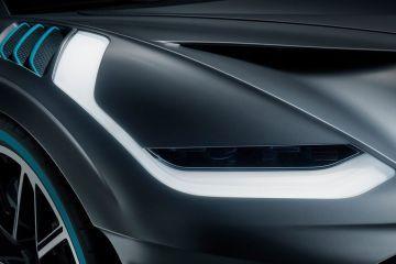 Bugatti Divo Headlight