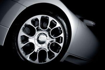 Bugatti Veyron Wheel