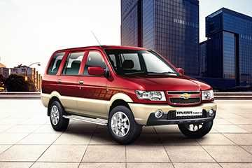 Chevrolet Tavera Price Images Mileage Specifications Reviews