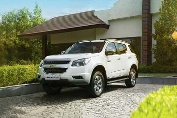 Chevrolet Trailblazer Price In Erode View 2018 On Road Price Of