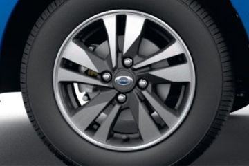 Datsun GO Plus Wheel