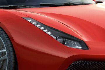Ferrari 488 Headlight