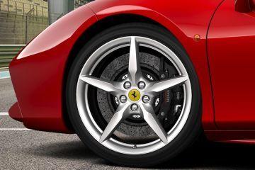 Ferrari 488 Wheel