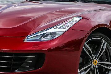 Ferrari GTC4Lusso Headlight