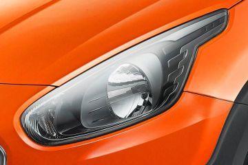 Fiat Abarth Avventura Headlight