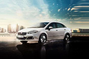 Used Fiat Linea in Mumbai
