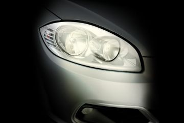 Fiat Linea Headlight