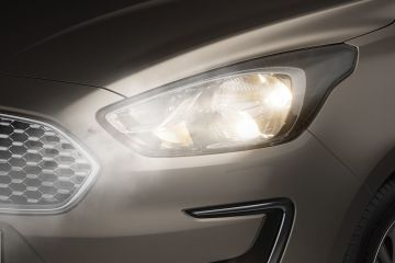 Ford Aspire Headlight