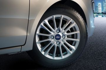 Ford Aspire Wheel