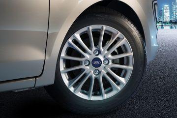 फोर्ड एस्पायर Wheel