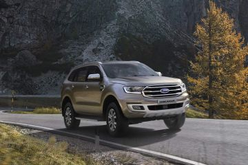 Used Ford Endeavour in New Delhi