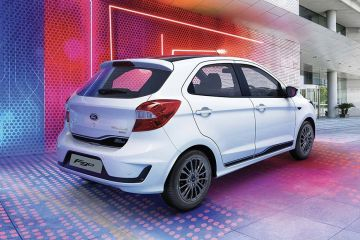 Ford Figo Rear Right Side