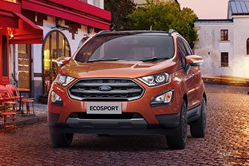 Ford Ecosport Specifications Features Configurations