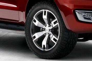 Ford Endeavour Wheel