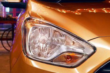 Ford Figo Headlight