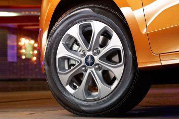 Ford Figo Wheel