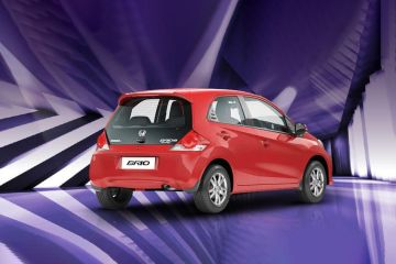 Honda Brio Rear Right Side