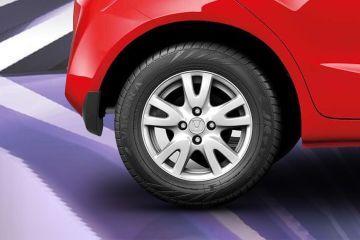 Honda Brio Wheel