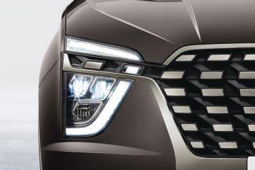 Hyundai Alcazar Headlight