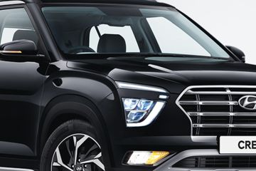 Hyundai Creta Headlight