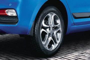 Hyundai Elite i20 Wheel