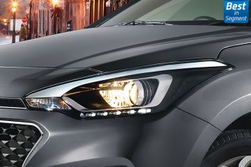 Hyundai Elite i20 Headlight